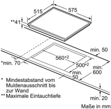 Kuchenbauer Shop Bosch Nkn645g14 Edelstahl